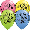 "11"" Minnie Mouse Assortment Latex Balloons"