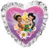 "28"" Tinkerbell & Friends Jumbo  Mylar Foil Balloon"