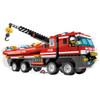 "32"" Lego City Fire Engine Shape Mylar Foil Balloon"