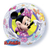 "22"" Minnie Bow-Tique Bubble Balloon"