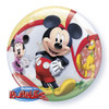 "22"" Mickey & Friends Bubble Balloon"