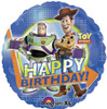 "18"" Toy Story Birthday  Mylar Foil Balloon"