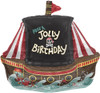 "36"" Pirate Ship Jolly Shape Mylar Foil Balloon"