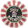 "18"" Pirate Jolly Birthday  Mylar Foil Balloon"
