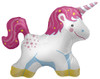 "36"" Unicorn Shape Mylar Foil Balloon"