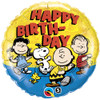 "18"" Peanuts Birthday  Mylar Foil Balloon"