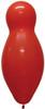 """24"""" Doll Shaped Latex  Latex Balloons - Bag of 50"""