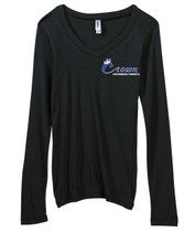 Women's Long sleeve, Black