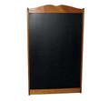 Genuine Chalk Black Board Australian Made 900 by 600 mm with free chalk