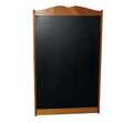Genuine Hand Crafted Australian Made Chalk Black Board 1200 by 900 mm with free chalk