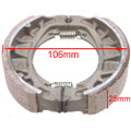 Taotao Brake Shoe ATV Front (Larger Size)
