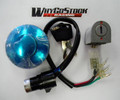 Lazer 5 Lock Key Ignition Set