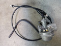 Taotao Carburetor Upgrade w/ Throttle Cable