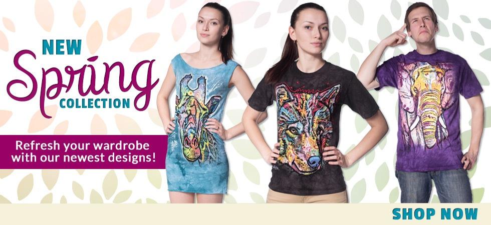 New T-Shirt Designs!
