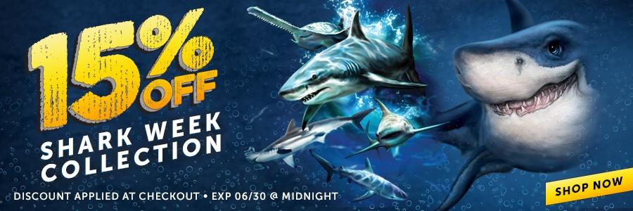 Shark Week is Coming!