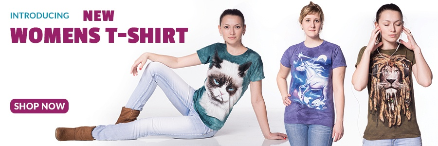 Introducing New Womens T-Shirt