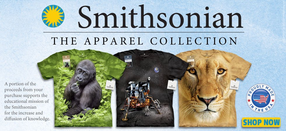 Smithsonian The Apparel Collection