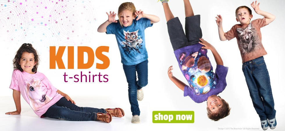 Browse Kids T-Shirts