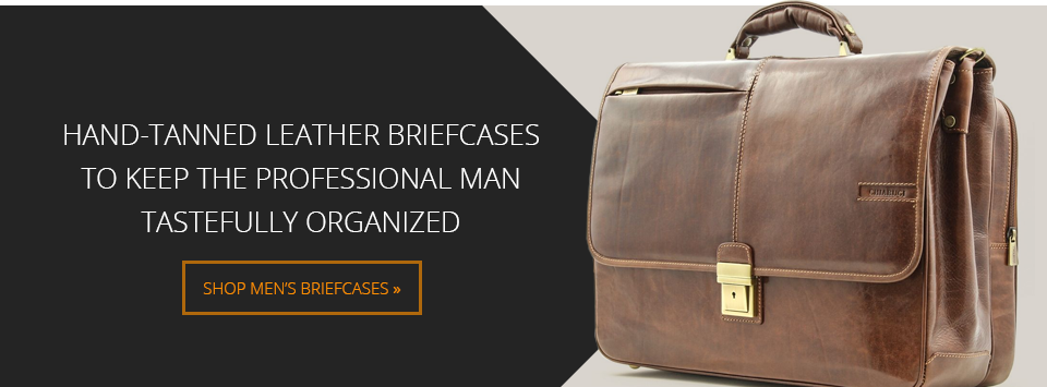 genuine leather briefcases bags