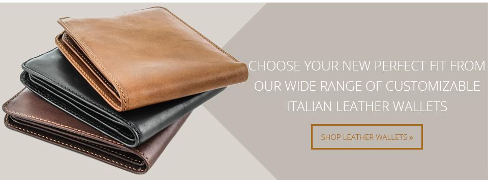 Italian-Leather-Wallets