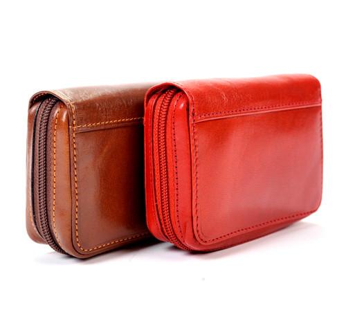 Handmade Italian Leather Wallet | Group