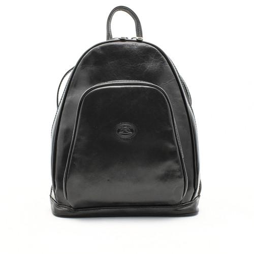 Monza Zip-Around Backpack PI220404 | Color Black
