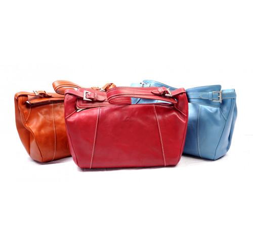 Handmade Italian Leather Handbag   Group