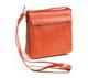 Prima Flap Pouch-Messenger Handbag SAJ-8599/PL Orange Front