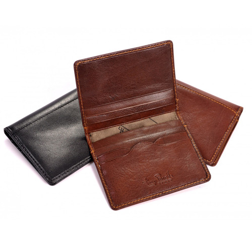 Handmade Italian Leather Wallet | Group