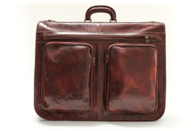 Torino Garment Bag | Color Brown