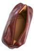 Milano Travel Kit | Dark Brown | Polished calf-skin leather