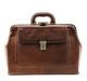 Bernini Grande Exclusive Leather Doctor Bag From Alberto Bellucci
