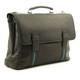 Falminio Laptop Bag | Black | Right Angle