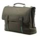 Falminio Laptop Bag | Black | Left Angle