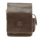 Torino Vertical Flap-Over Carry All Bag - Front View