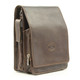 Torino Vertical Flap-Over Carry All Bag