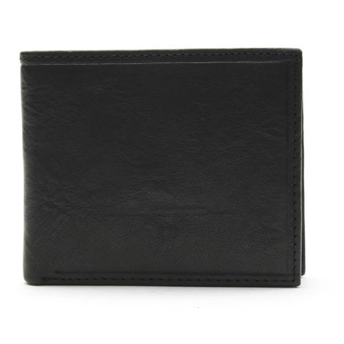 Milano - Billfold Wallet closed Black