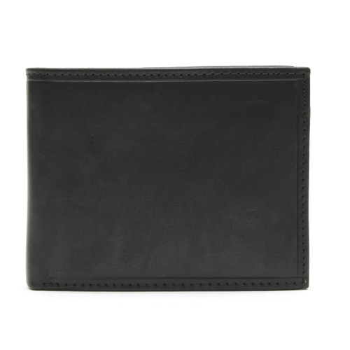 Verona - Billfold with Weekend Wallet Black