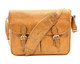 Lorenzo Messenger Bag PG000601 Honey Side