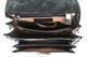 Capri Vertical Flap-Over Carry All Bag PI212005 Black Open
