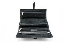 Ultimo Jewelry Roll PI621501   Open   Color Black