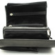 Prima Jewelry Roll PG621501 | Black | Open