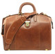 Tuscano Partners Briefcase PI018102 | Color Cognac | With Strap