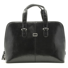 Classic Zip - Around Laptop Bag - Black