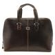 Classic Zip - Around Laptop Bag - brown