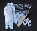 NEW RELEASE LE CHAMP VOODOO PRO - Complete Men's Cricket Kit/Set