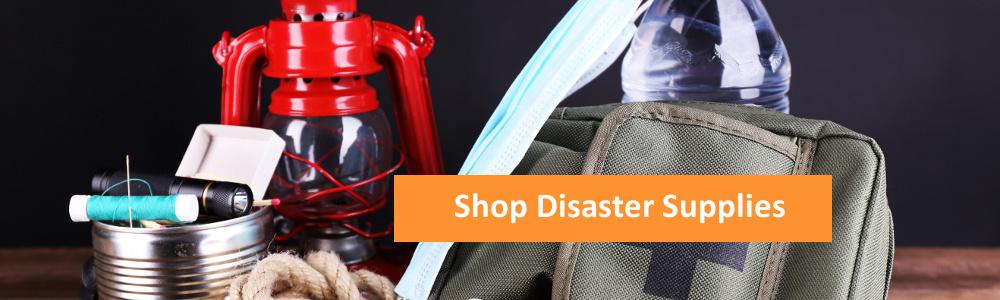 Shop Disaster Supplies