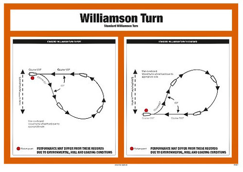 Impa 331565 Regulation Poster Williamson Turn