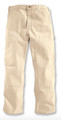 Men's Double Front Painter Drill Dungarees by Round House