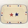 Platter by Hartstone Pottery
